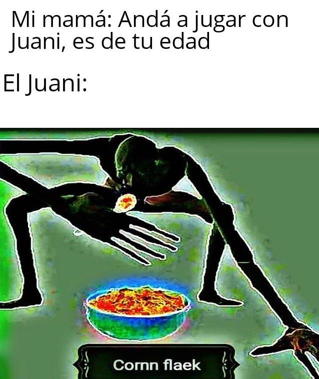 El Juani - meme