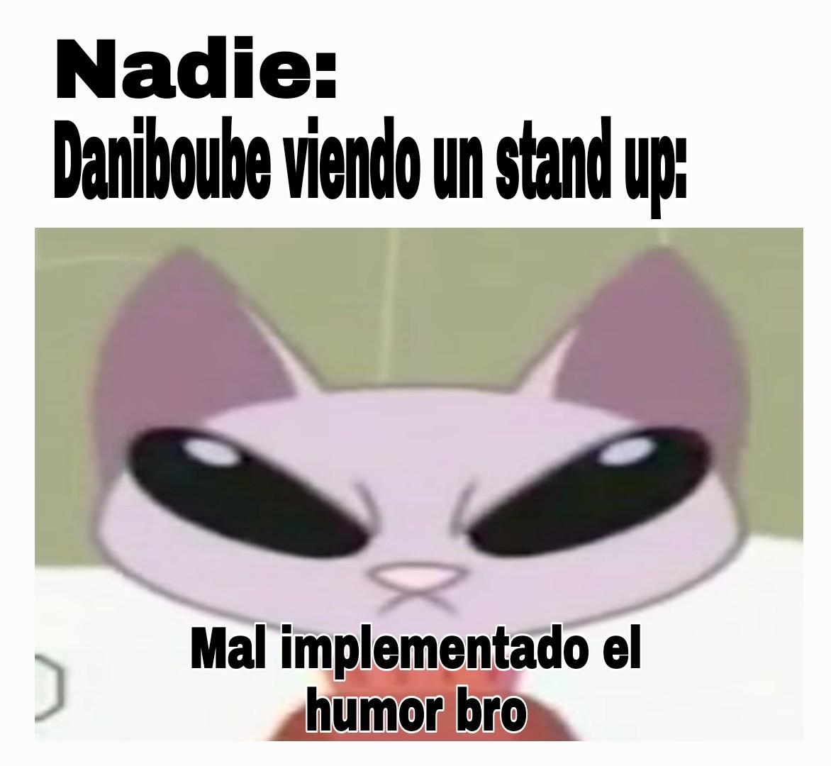 Daniboube - meme