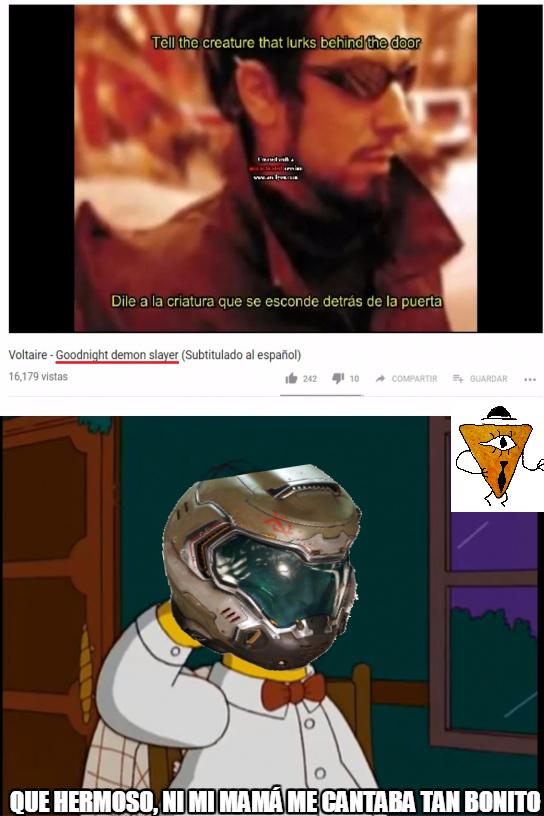 Que bonita cancion - meme