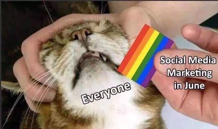 O título foi preso por homofobia. - meme