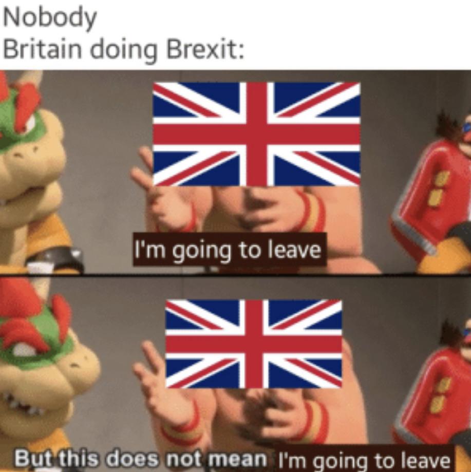 Britain - meme