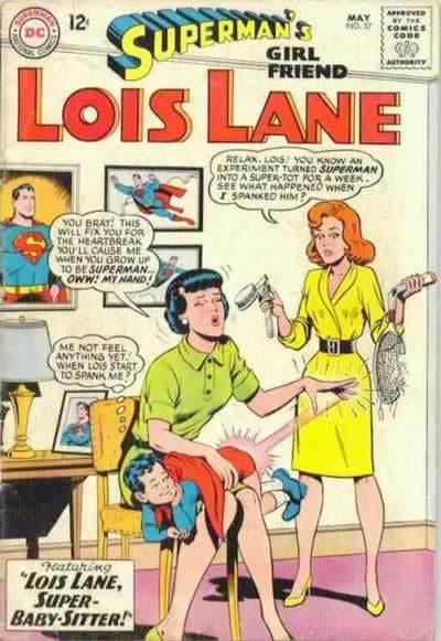 Superman puede cagar rayos laser - meme