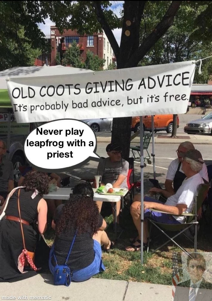 Old Coots - meme