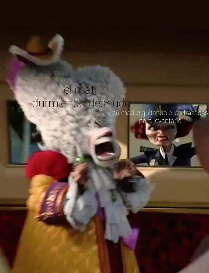 Si es malardo rechazen al toque - meme