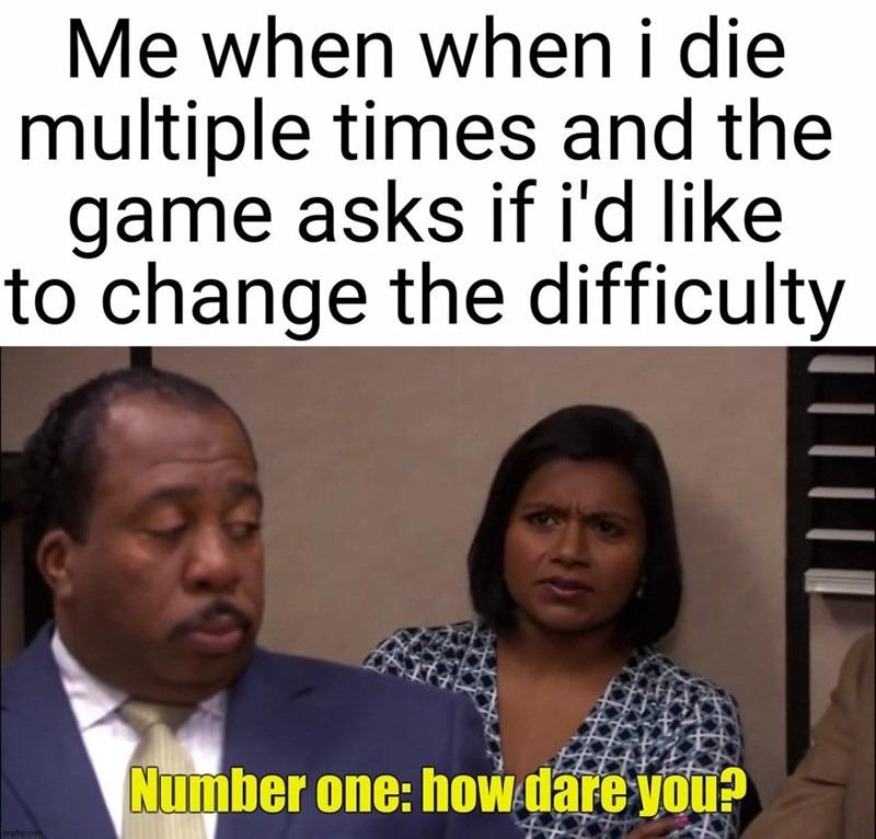Happens to me ngl - meme
