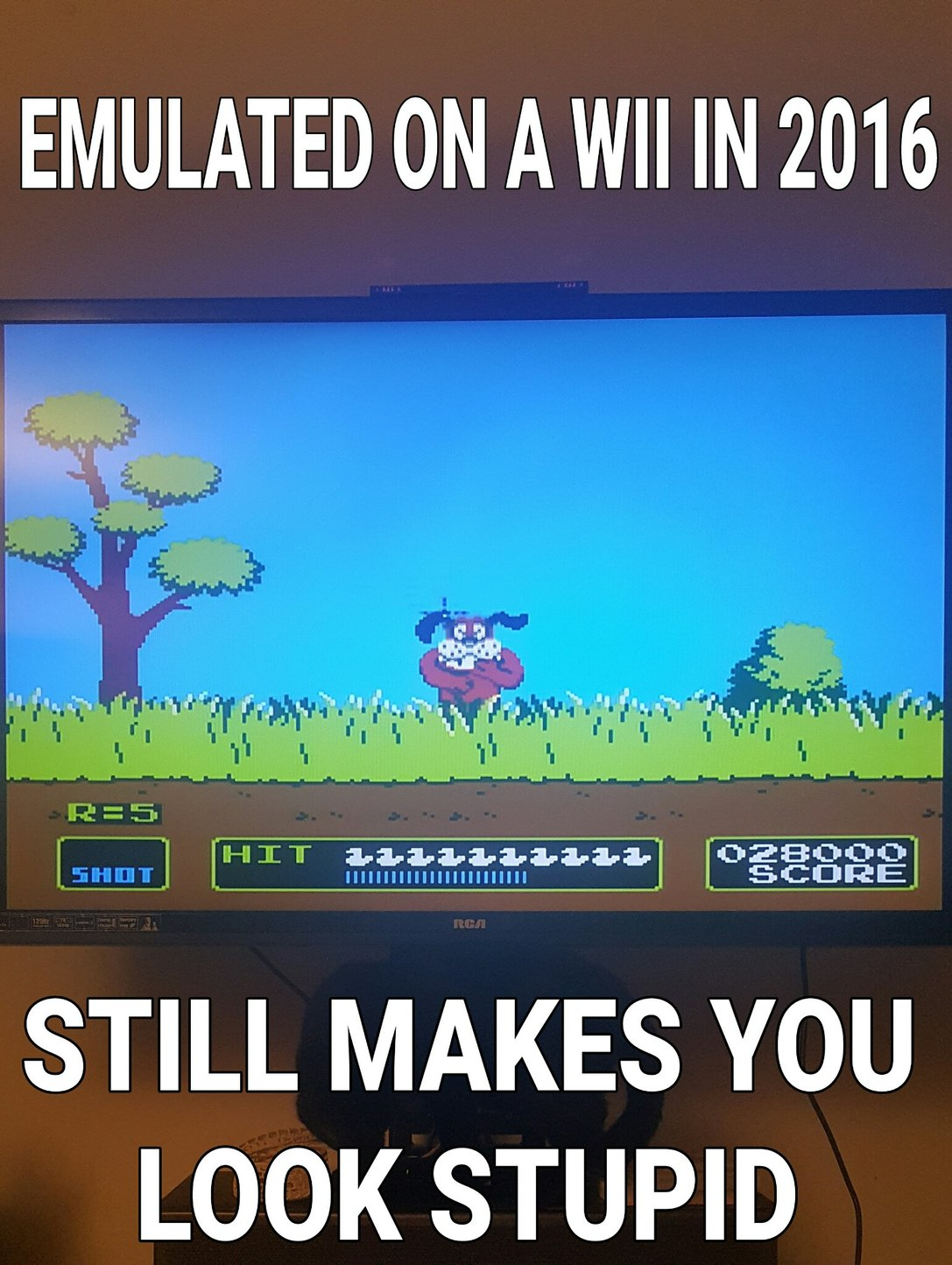 I used to be good at this game but damn... - meme