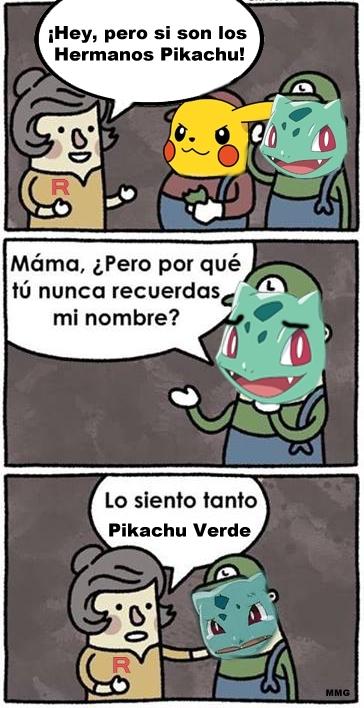 Pikachu rosa - meme