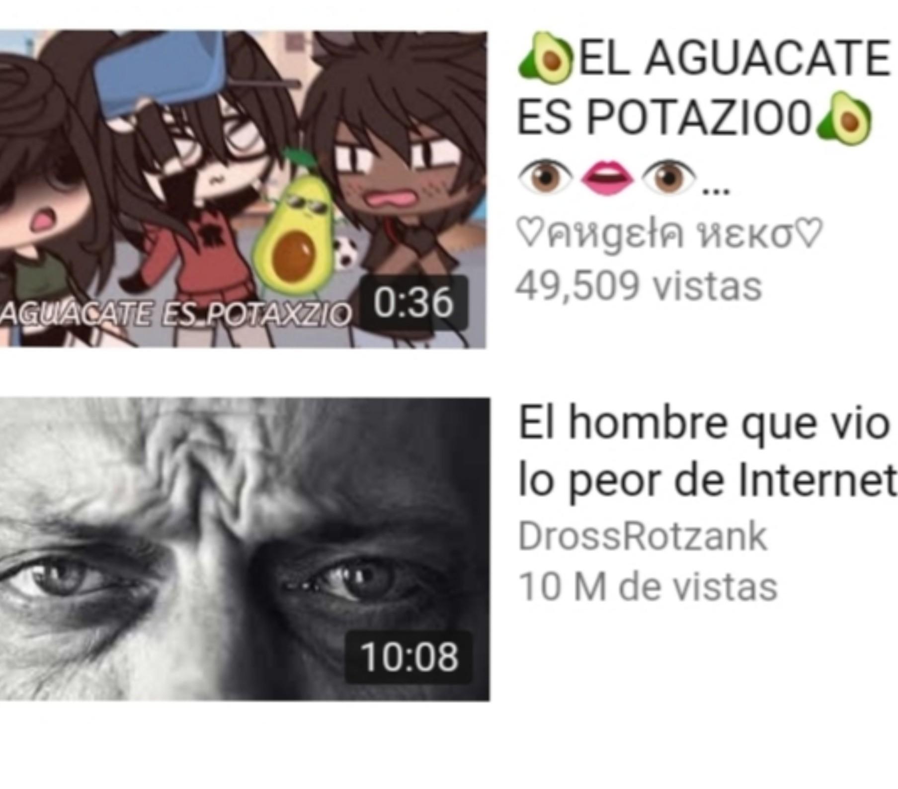 Pobre hombre - meme