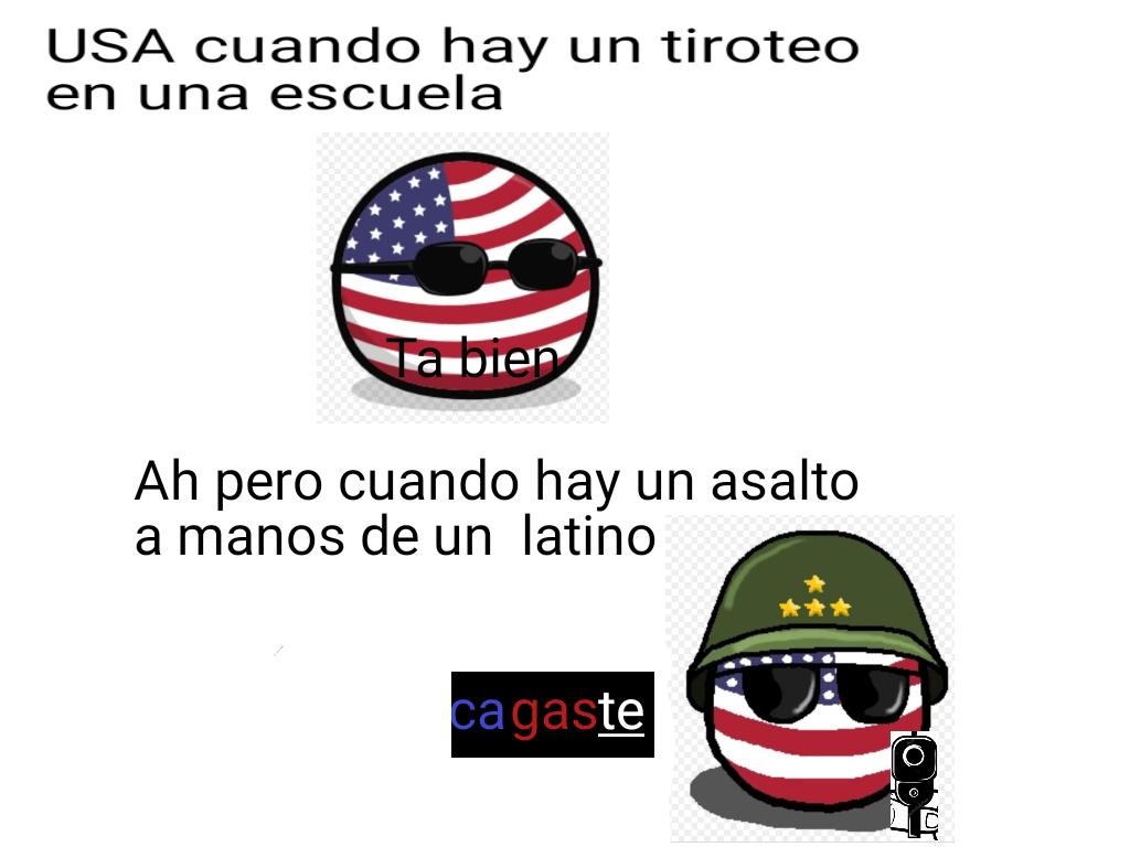 gringolandia - meme