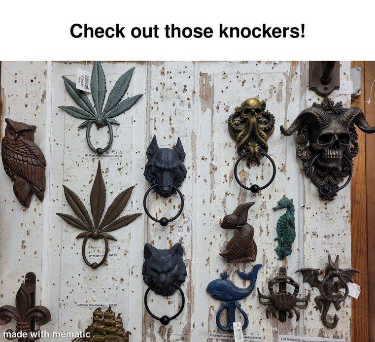 Knockers! Hooters! Jugs! - meme