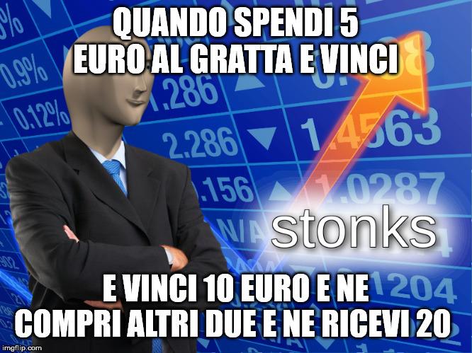 Gratta e Vinci - meme