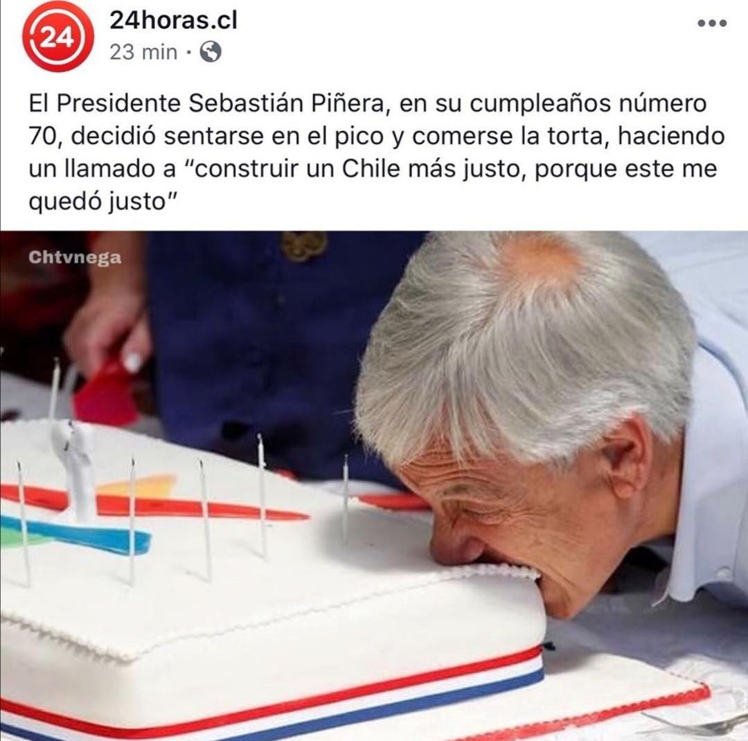 NOTICIAS CHILENAS - meme