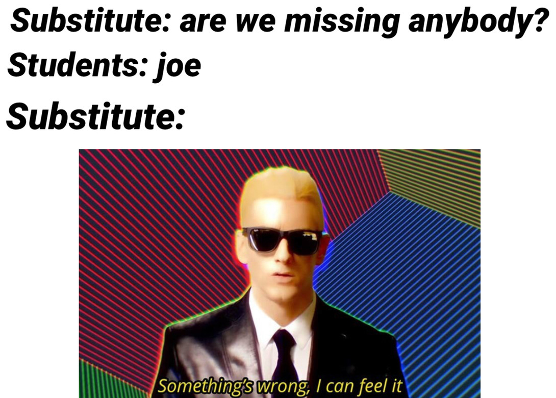 I have no soul - meme