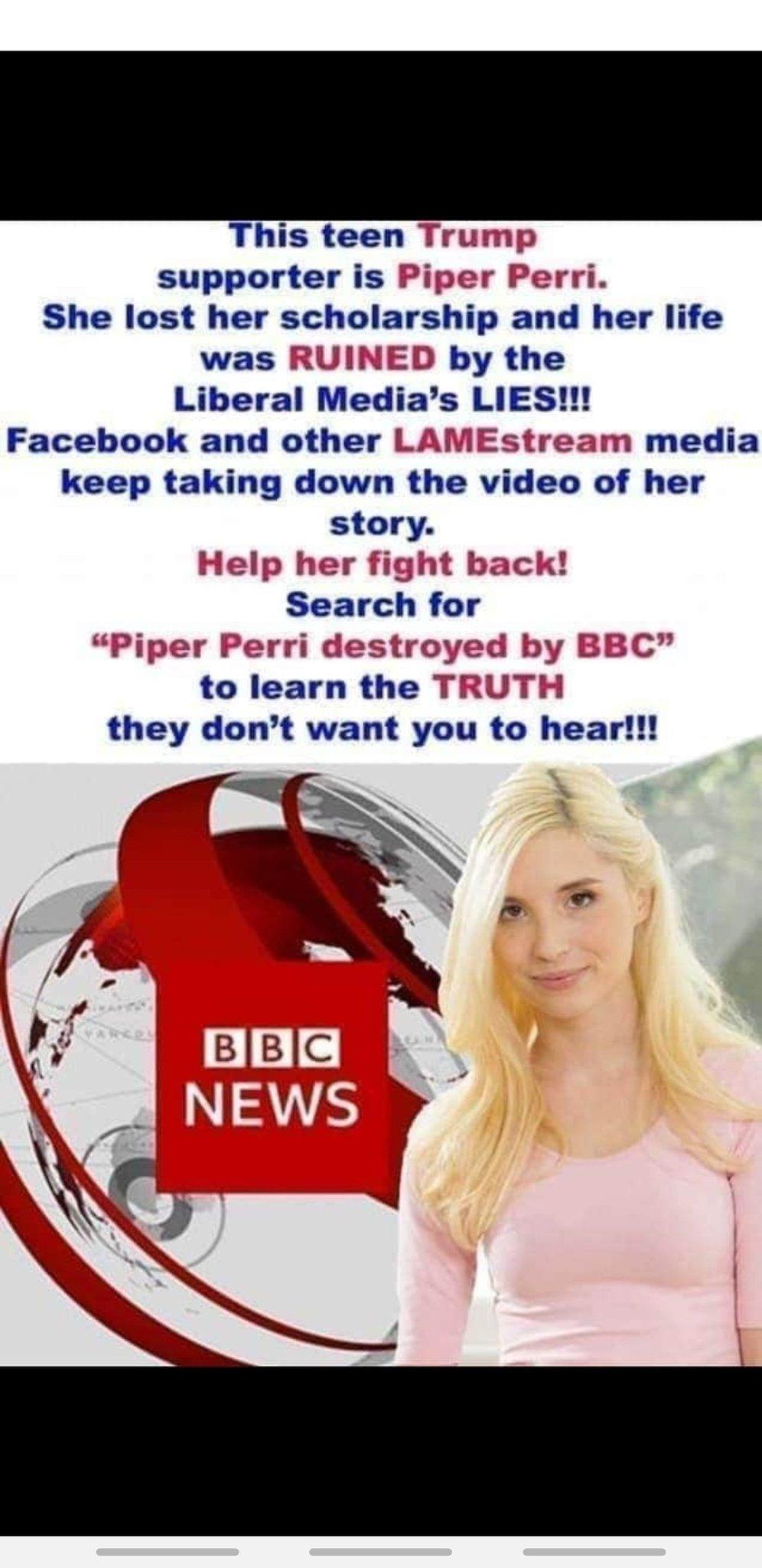 Not the bbc - meme