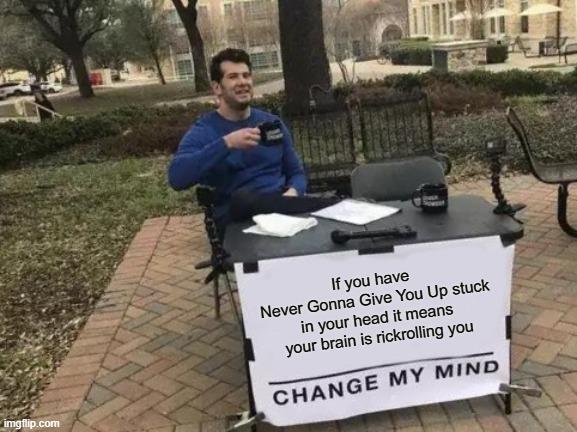 change it - meme