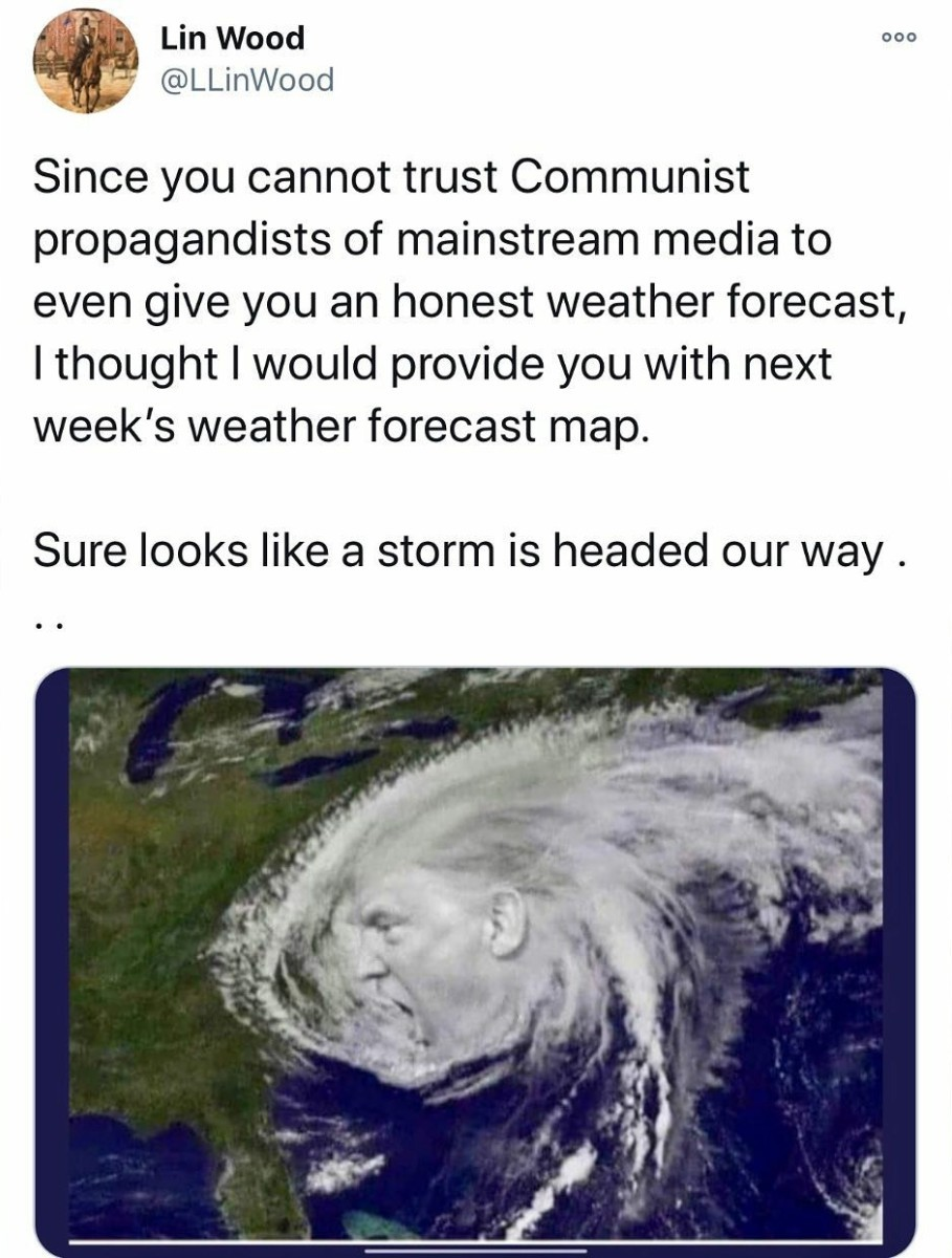 The Storm is upon us - meme
