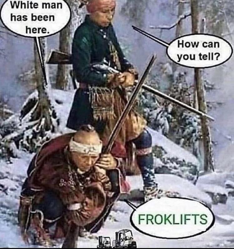 tiny forklifts - meme