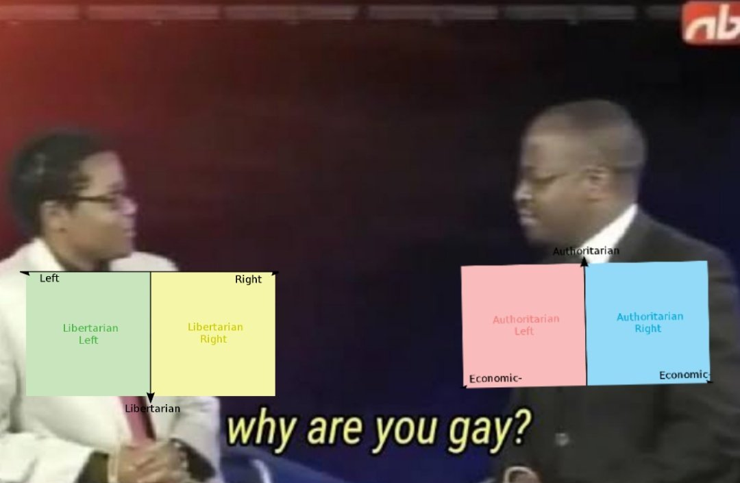 Pq vc é gay? - meme