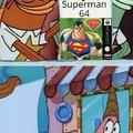 Contexto Superman 64 es considerado como el peor vídeojuego de la Nintendo 64