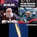 Erdogan kills Santa.