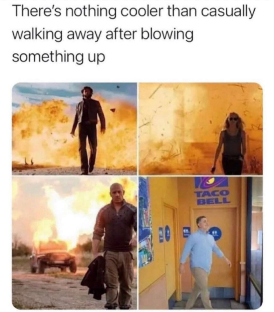 Blow me baby - meme
