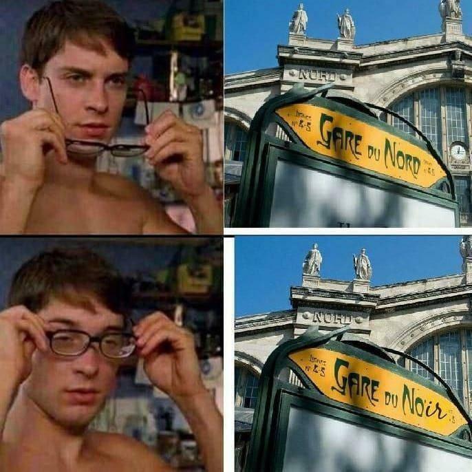 La vérité - meme