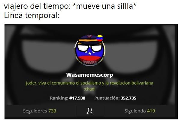 Viva Nicolás Maduro mi presidente :son: 7 - meme