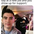 Supportive