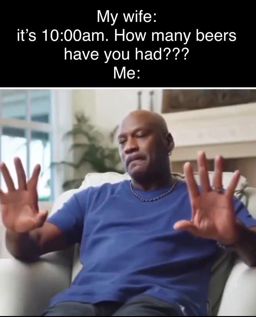 Dis many - meme