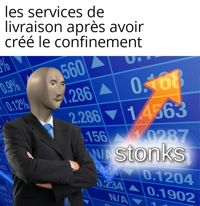 Stooonks - meme