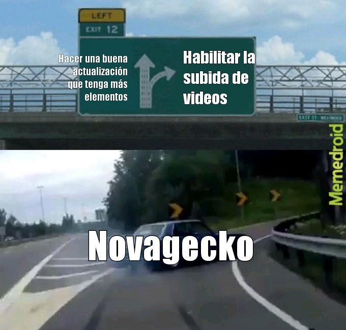 Bueno al menos hay videos - meme