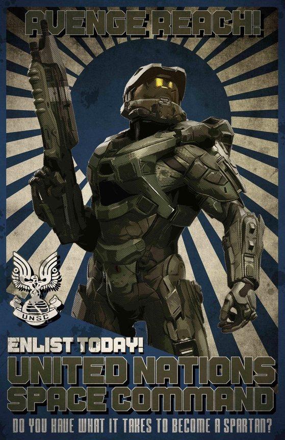 Enlist today - meme