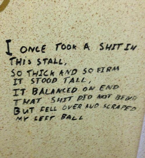 Nice lil poem for you guys - meme