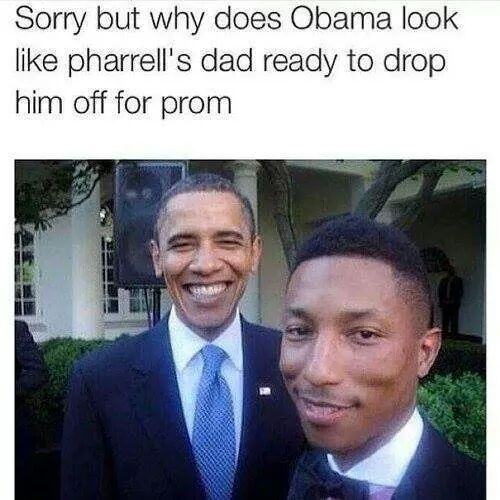 prom night - meme