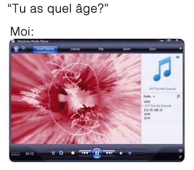 Age : coulis de fraises - meme