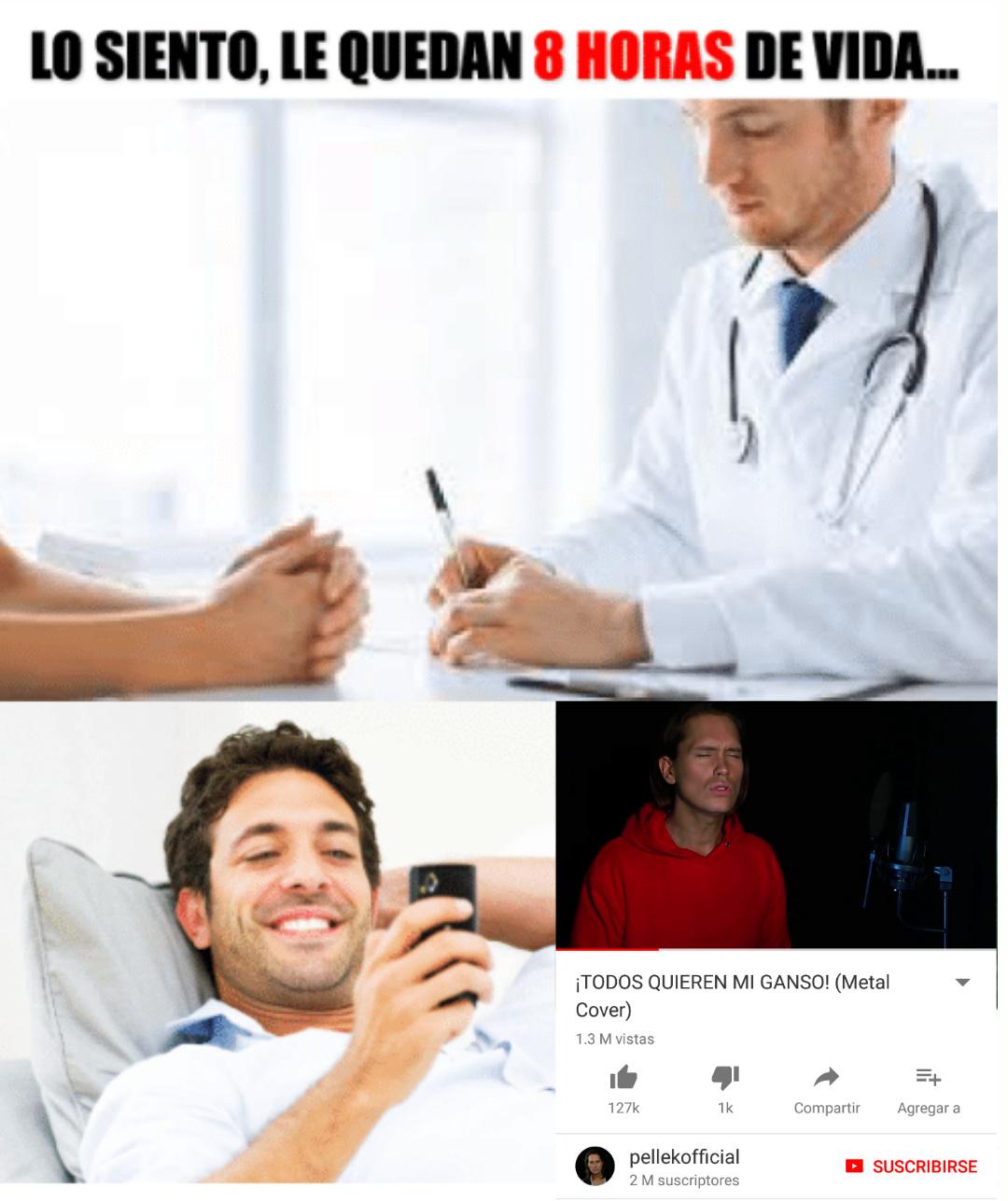 La mejor forma - meme