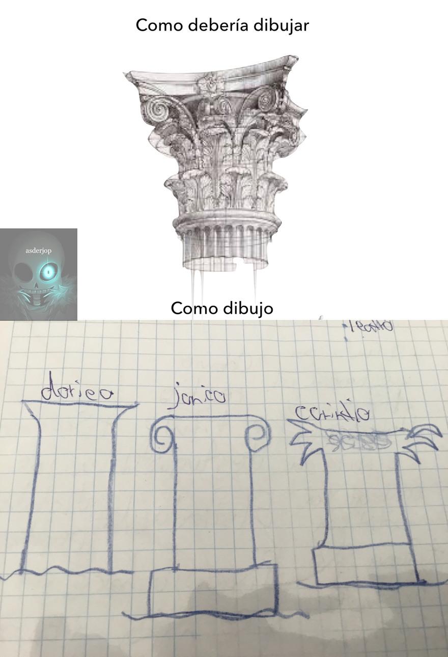El dibujo es mio - meme