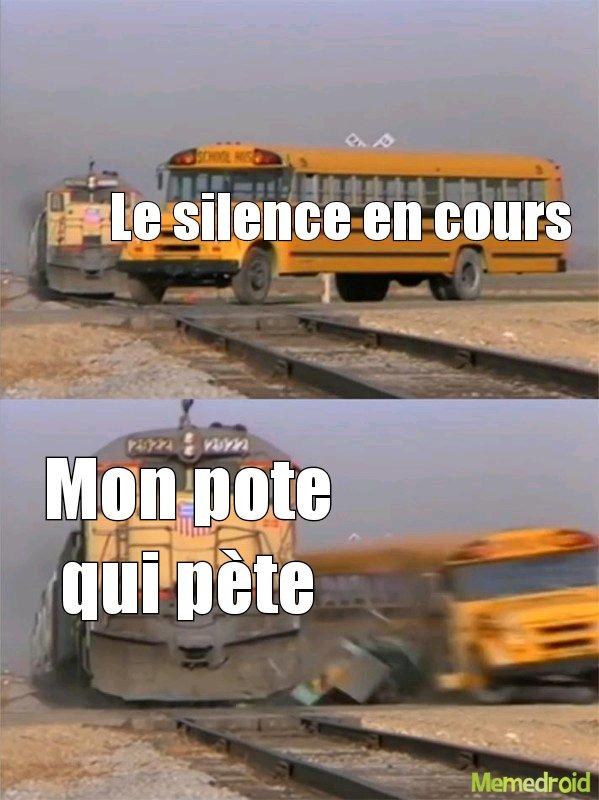 Les cours - meme