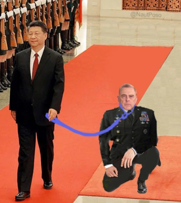 China Milley - meme