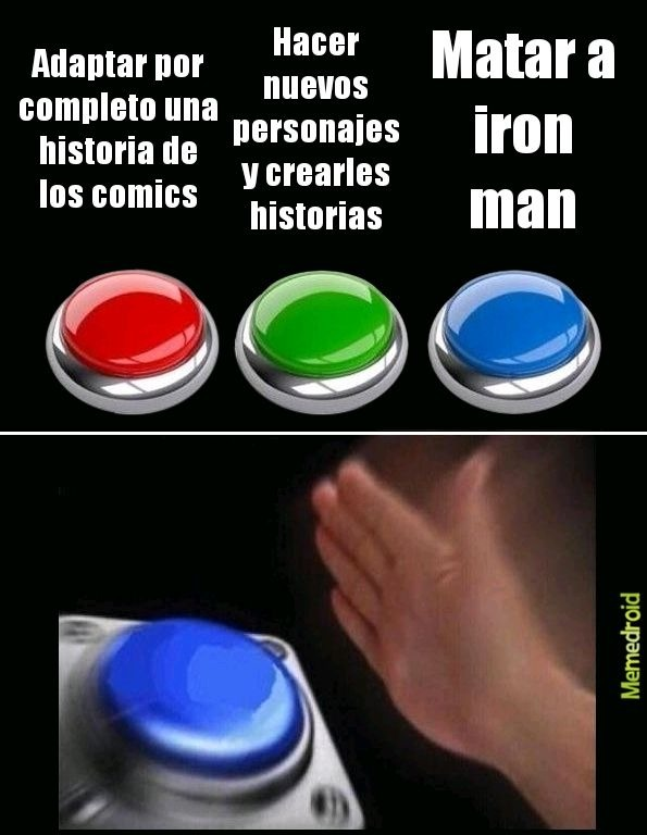 Simplemente what if - meme