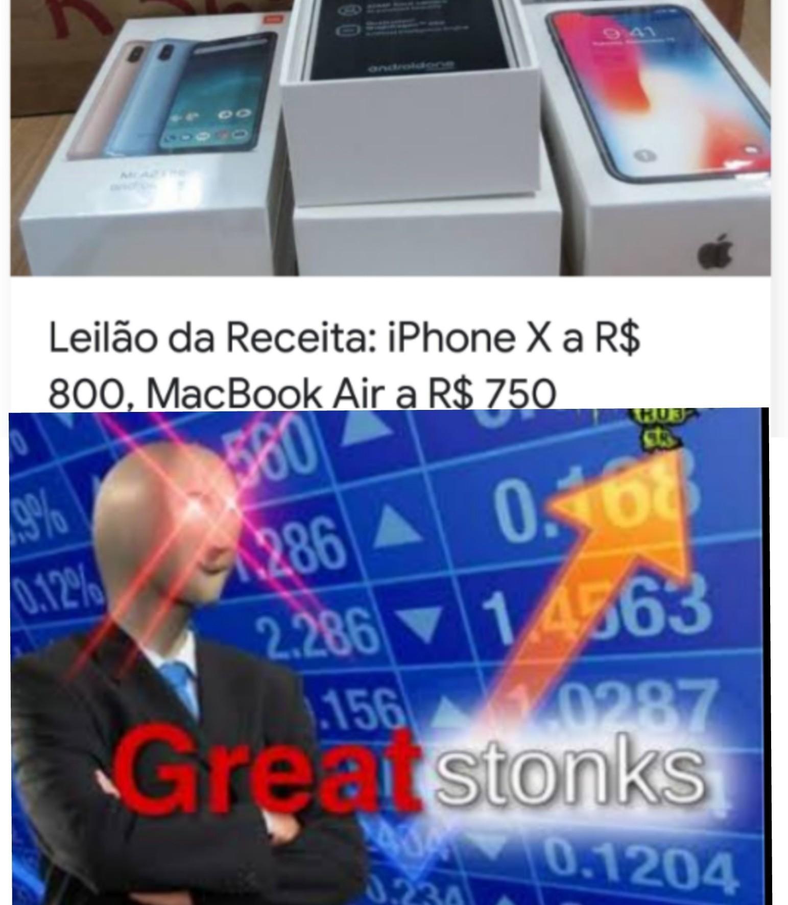 Geat stonks - meme