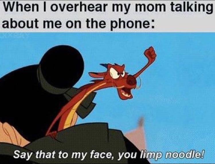 limp noodle - meme