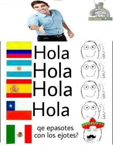 Mexichangos - meme