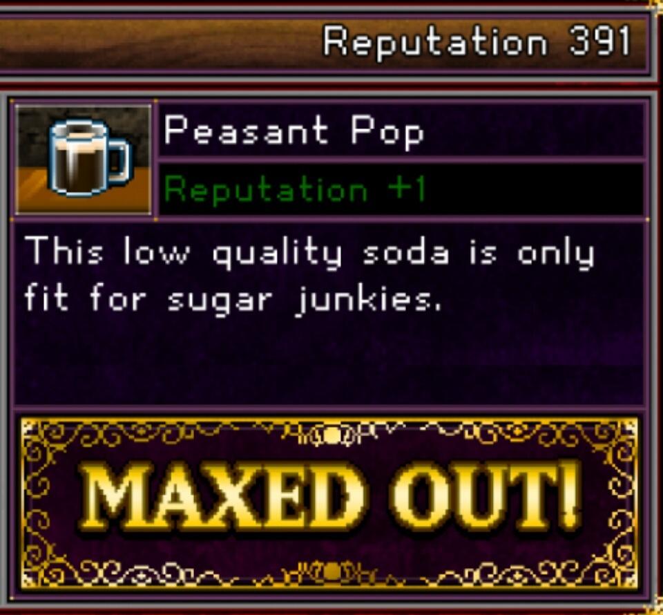Peasant Pop - meme