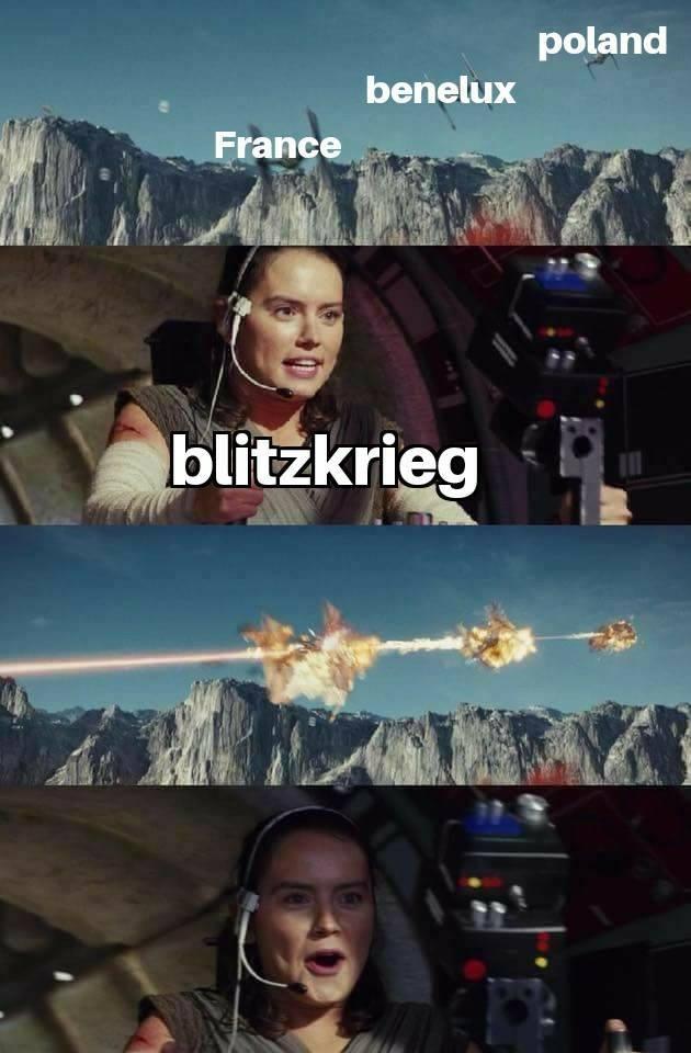 BLITZKRIEG!!!! - meme