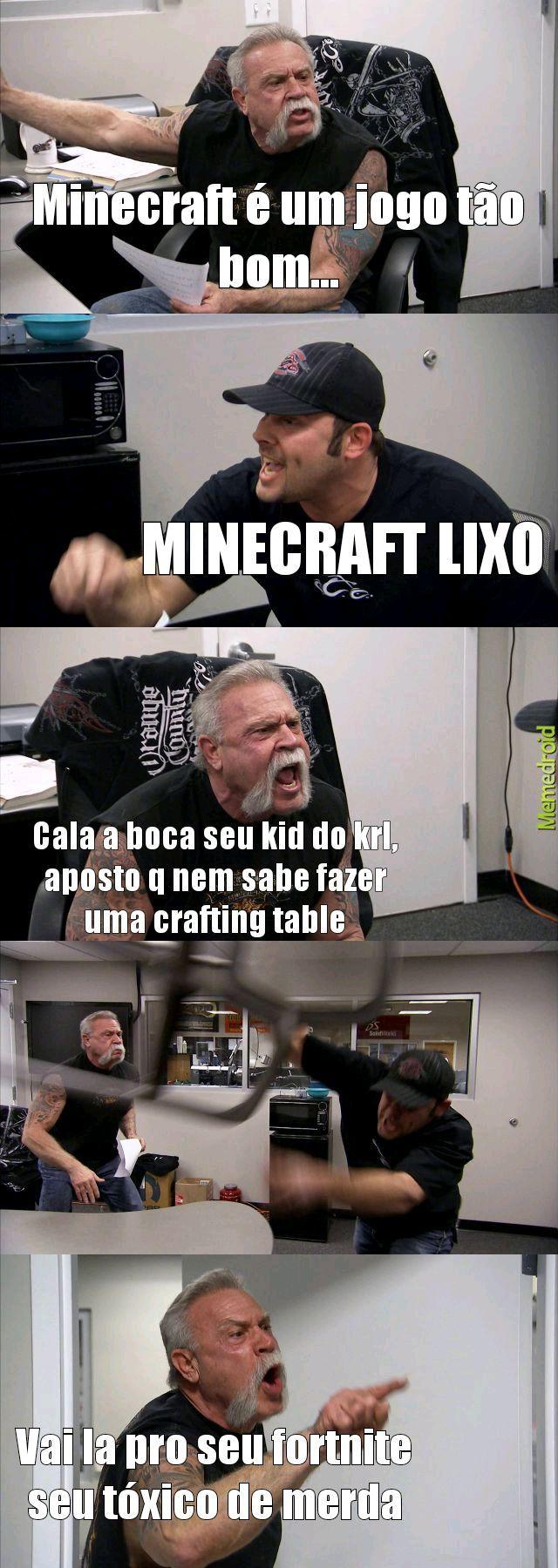 Da vontade de matar uma porra dessas - meme
