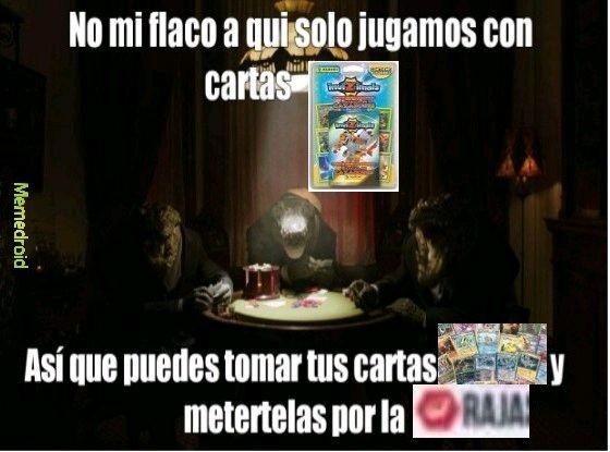 Cocodrilos facheros jugando con cartas invisimals simplemente epico - meme