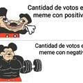 Últimamente ha pasado que los memes tienen muy pocos votos... ¿Qué pasó ahí novagarka?