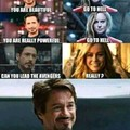 Insert Tony savage Stark.