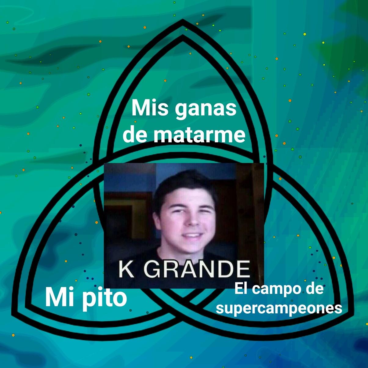 K grande - meme